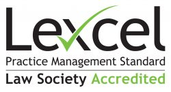 lexcel accredited solicitors