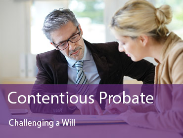 contentious probate